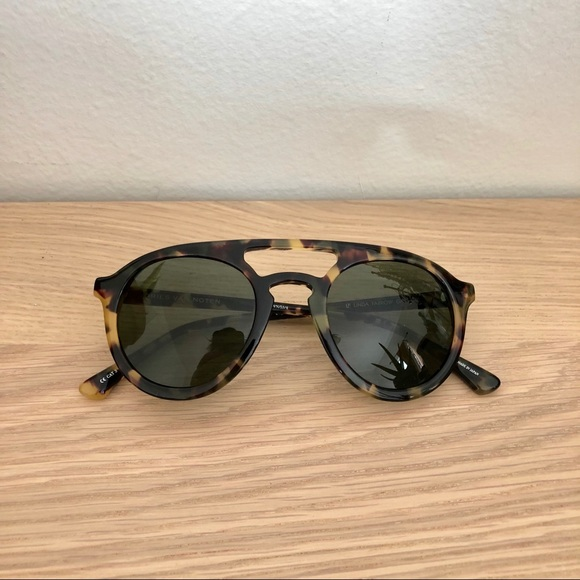 422ad1b8f8e4 Linda Farrow x Dries Van Noten Sunglasses